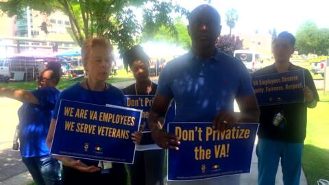 Health care workers say new MISSION Act sabotages VA care