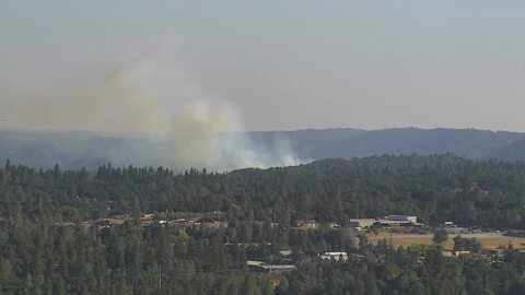 Evacuation orders lifted for Patterson Fire in El Dorado County, Cal Fire says