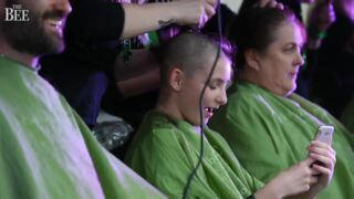 St. Baldrick's fundraiser for cancer research at de'Vere's in midtown Sacramento