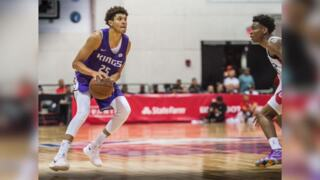 Justin Jackson on Kings loss to Clippers during summer league in Las Vegas