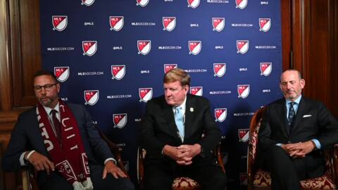 Exclusive interview: Republic FC owner Ron Burkle on his MLS expansion team