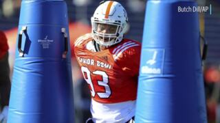 Why 49ers could draft pass rusher Marcus Davenport at No. 9