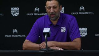 Vlade Divac on picking Marvin Bagley III