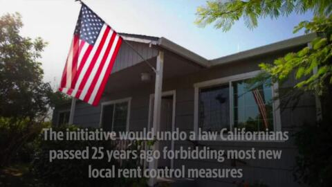 California needs affordable housing, but rent control won't help. No on Proposition 21