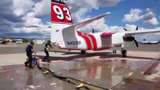 Chico Air Attack Base prepares to fight wildfires
