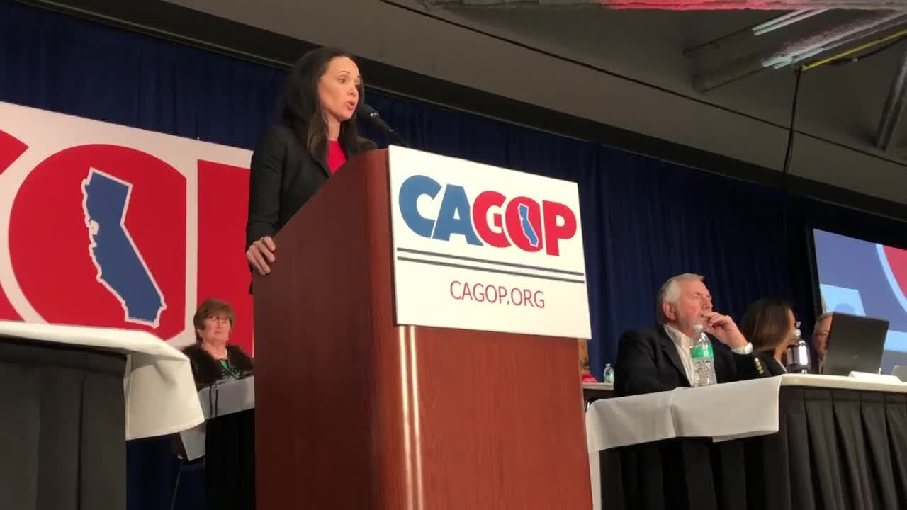 Democrats are 'the enemy': California GOP elects leader less focused on Trump