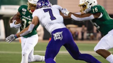 No. 3 Weber State knocks out Sac State's star quarterback and its two program-altering streaks