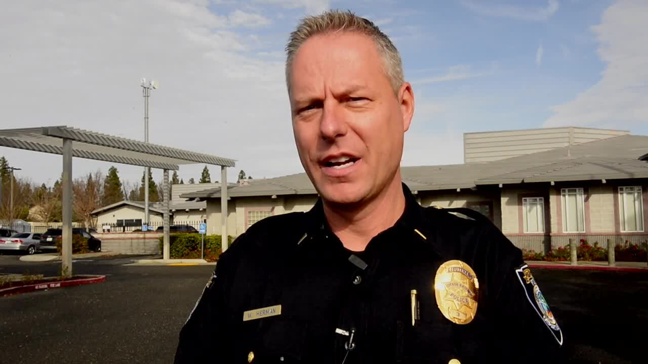 Man in I-80 hanging identified. Citrus Heights PD investigating link to woman's death