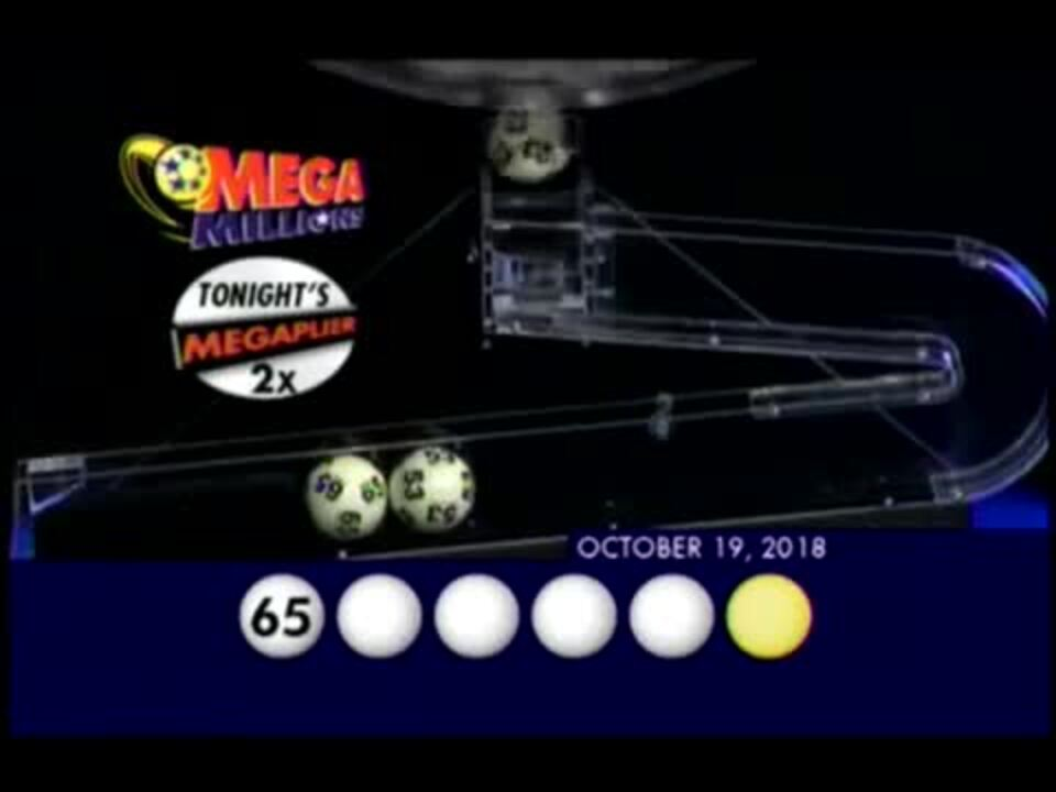 Here are the winning Mega Millions numbers | Oct  19, 2018