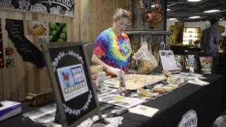 Not all food is fried at the State Fair. See some of the healthier options
