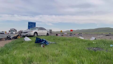 Wreck on Interstate 5 near Patterson kills two