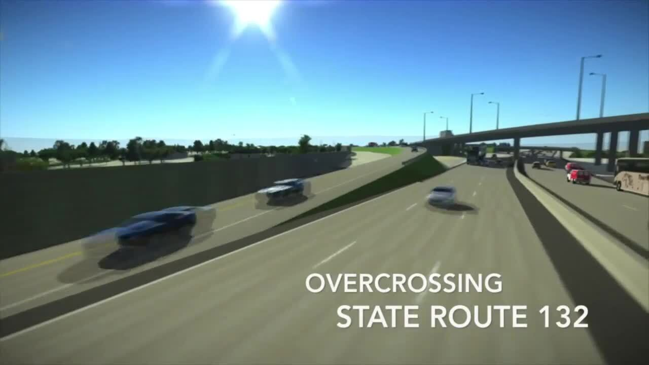 Modesto CA Highway 132 | A look at new design | Modesto Bee