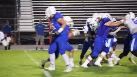A school record for points scored. How MJC's offense caught fire against West Hills.