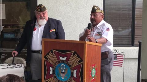 At Stanislaus gatherings, veterans honored, freedom celebrated, national unity urged