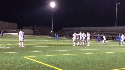 Two goals in the final 12 minutes has Turlock boys soccer heading to D1 final.
