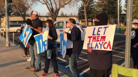 More sports as 7-12 schools stay shut? State update frustrates Stanislaus officials