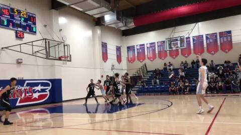 They led by 12 two minutes into the game. Beyer boys basketball cruises over Pacheco