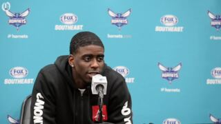 What drives the Charlotte Hornets' Dwayne Bacon?