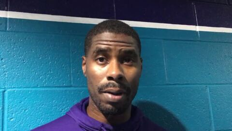 Hornets' Marvin Williams could have jumped preps to pros. His view if option returns to NBA