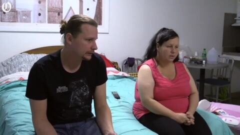 'It's really crushing': Charlotte family stays homeless despite government help