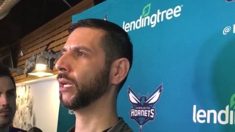 Monk or Batum? Why that could be Charlotte Hornets' biggest question this preseason