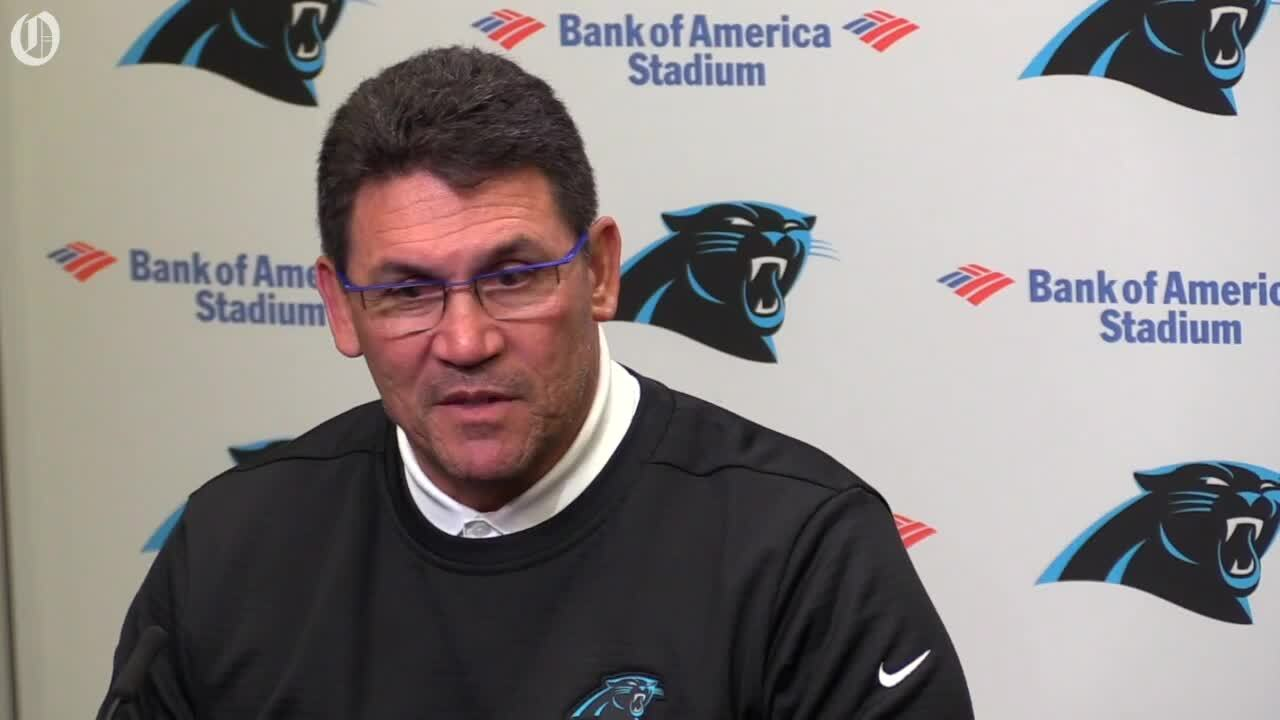 As Panthers shape secondary, Rivera hints that young players must step up
