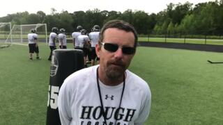 Hough Football 2018: state title dreams