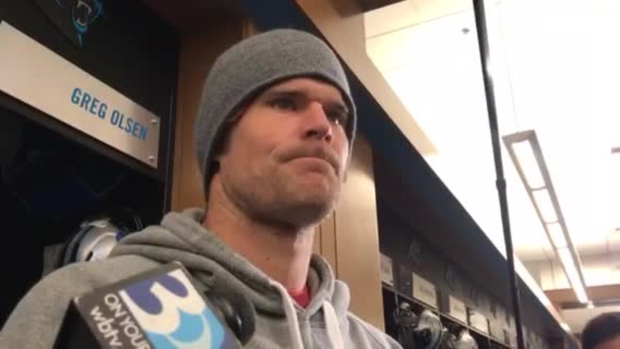 4bc8d8ca3 Rivera: Greg Olsen told me he wants to play | Charlotte Observer