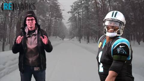 (RE)MARKS: Cam Newton on injured reserve. Here's why he should be traded.