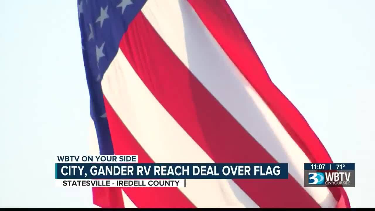 Reality TV star wins right to fly US flag in North Carolina