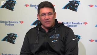 Coach Rivera thinks Panthers have players to win