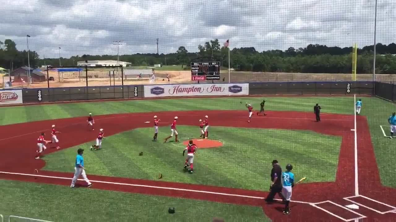 Area youth baseball team wins junior World Series crown