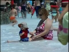 Super Bacteria live in pools and can get you sick