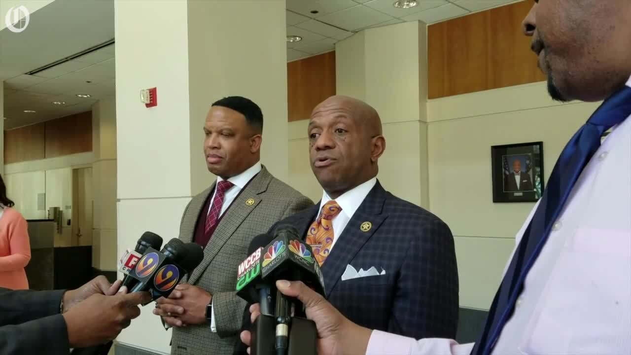 Sheriff McFadden plans more visible role after Cornelius