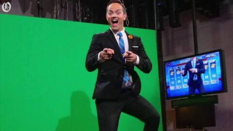 How a Charlotte TV weatherman danced his way to a cameo at the MTV Video Music Awards