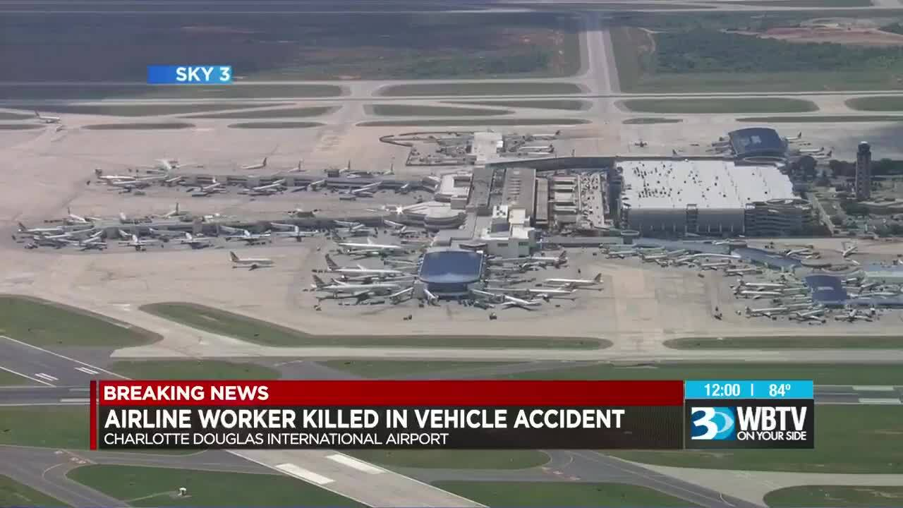 Family of airline worker killed in CLT accident sues American Airlines, city