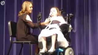 7-year-old girl, severely injured in a car accident, sings Blake Shelton's