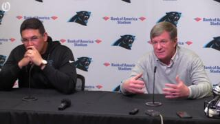 Carolina Panthers evaluating players on who will have the biggest imapct
