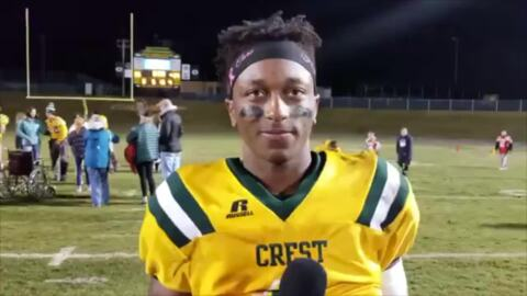 Vote for the Charlotte Observer high school football player of the week