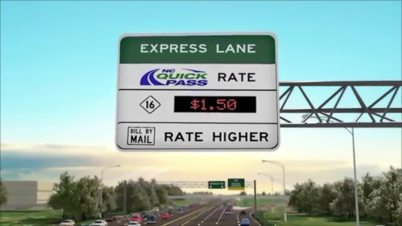 After years of delay, I-485 toll lanes are coming. Here's ...