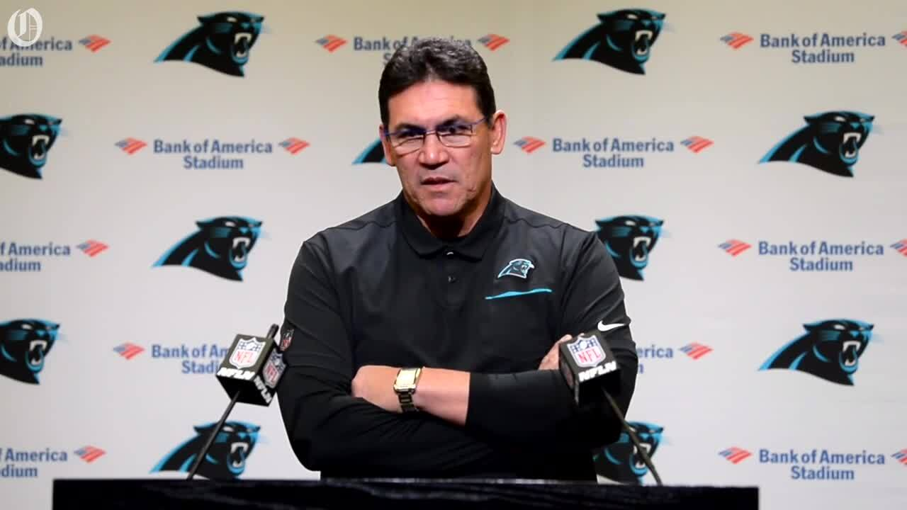 Ron Rivera's future with Panthers will be determined by showing Tepper he's not mediocre