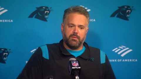 Coach Ruhle talks about the costly win against the Texans