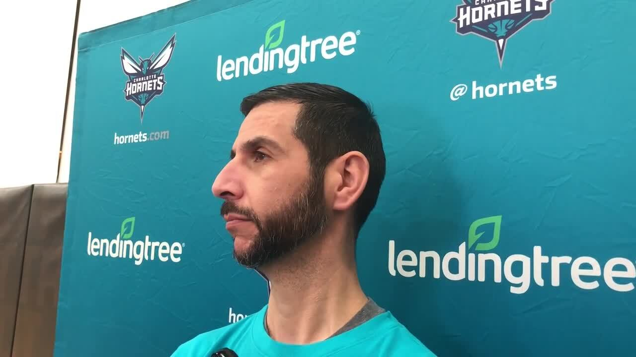 No wimps: Charlotte Hornets need rookie Washington to rub off on older teammates