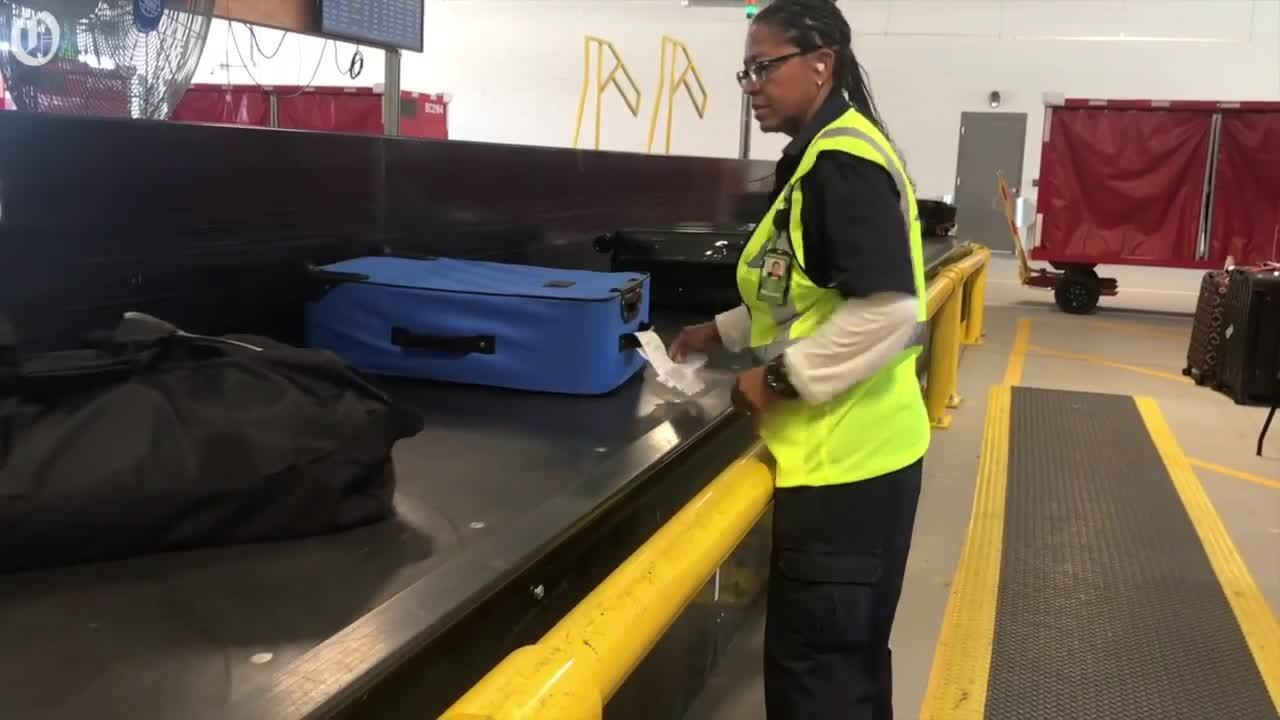 7f3ef4817be New baggage system at Charlotte Douglas may cut down on lost luggage |  Charlotte Observer