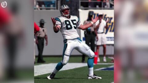 Wesley Walls will be inducted into Panthers Hall of Honor