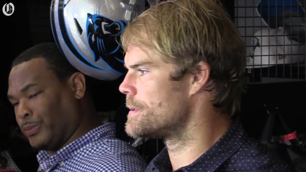 Panthers Greg Olsen searching for answers after loss to Buccaneers