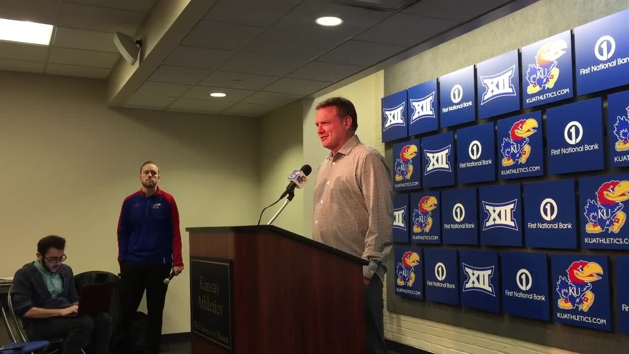 Kansas Jayhawks' Bill Self could be second-youngest coach to reach 700 victories