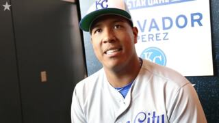 Salvador Perez excited to be reunited with ex-Royal Lorenzo Cain