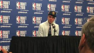 Michael Porter Jr. drafted by Nuggets