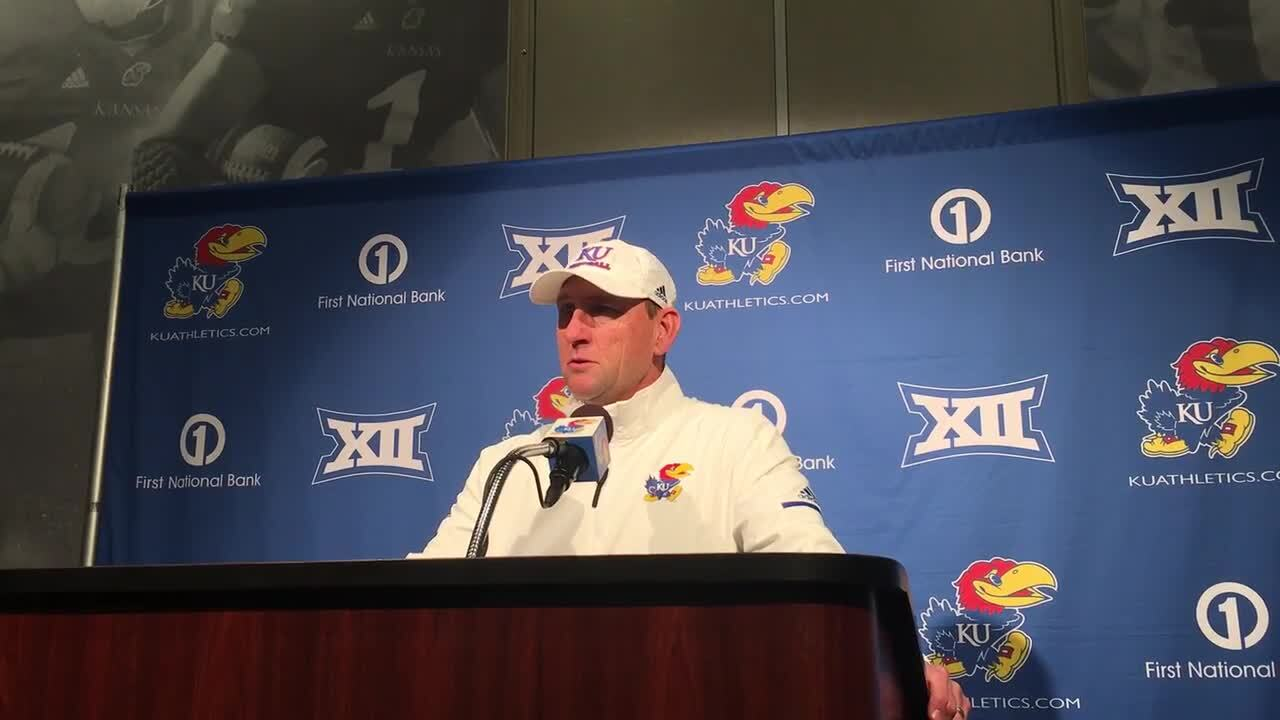 KU looks to dismiss lawsuit by fired football coach David Beaty over contract payout